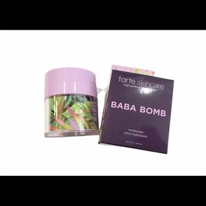 🌸New🌸Tarte Baba Bomb Moisturizer